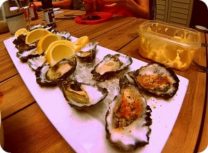 oysters c